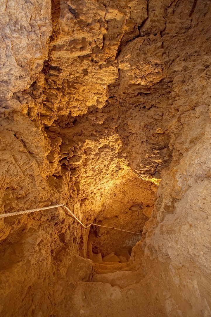 PASILLOS INTERIORES DE LA CIUDAD OCULTA - Fotografías: PPH Estudio Fotográfico (www.pphestudiofotografico..com)