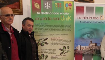 (Español) 39.494 personas visitaron Alcalá la Real en 2015, un 18,33% más que el año anterior.