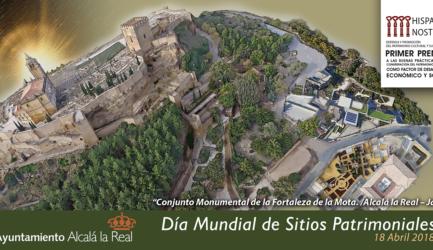 LA FORTALEZA DE LA MOTA CELEBRA EL DIA INTERNACIONAL DE LOS MONUMENTOS Y SITIOS PATRIMONIALES